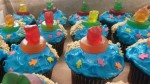 Beach Cupcakes for your Summer Parties