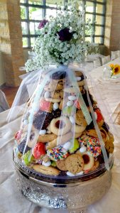 Italian cookie cake