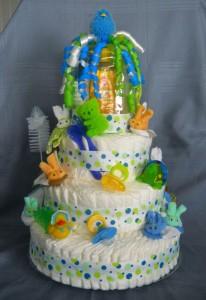 Diaper Cake - inedible