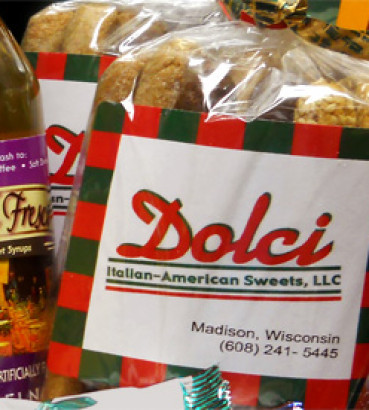 Gift Baskets Dolci Italian Sweets Llc