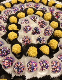 Truffles from Dolci Bakery
