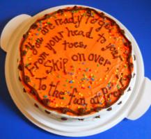 Pre-K Pre-Kindergarten cake!