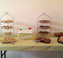 Full Italian Sweets Table