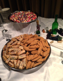 Italian Sweet Table for a Wedding
