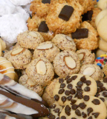 Cookie Trays | Dolci Italian Sweets, LLC