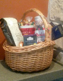 Sundance Cinema Trip to Italy Basket