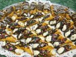 Cannoli and Eclair Tray